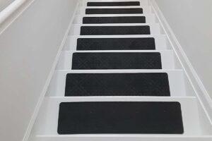 Aisey Non Slip Indoor Stair Carpet