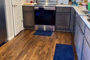 Delxo Non-Slip Soft Super Absorbent Kitchen Mat