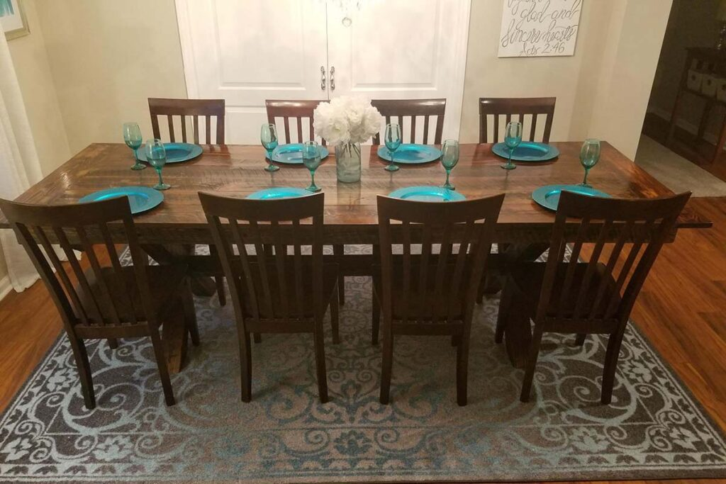 Maples Pelham Large Area Rug for Dining Room