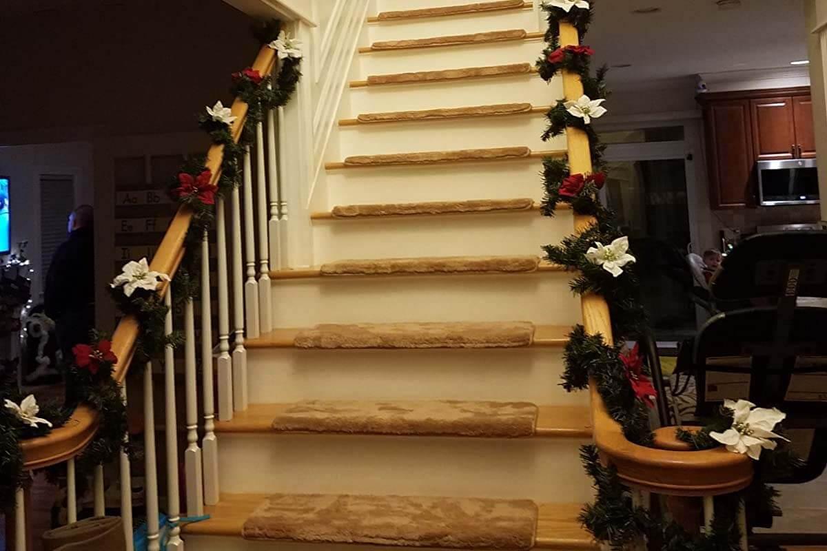 PURE ERA Bullnose Non-Slip Stair Carpet