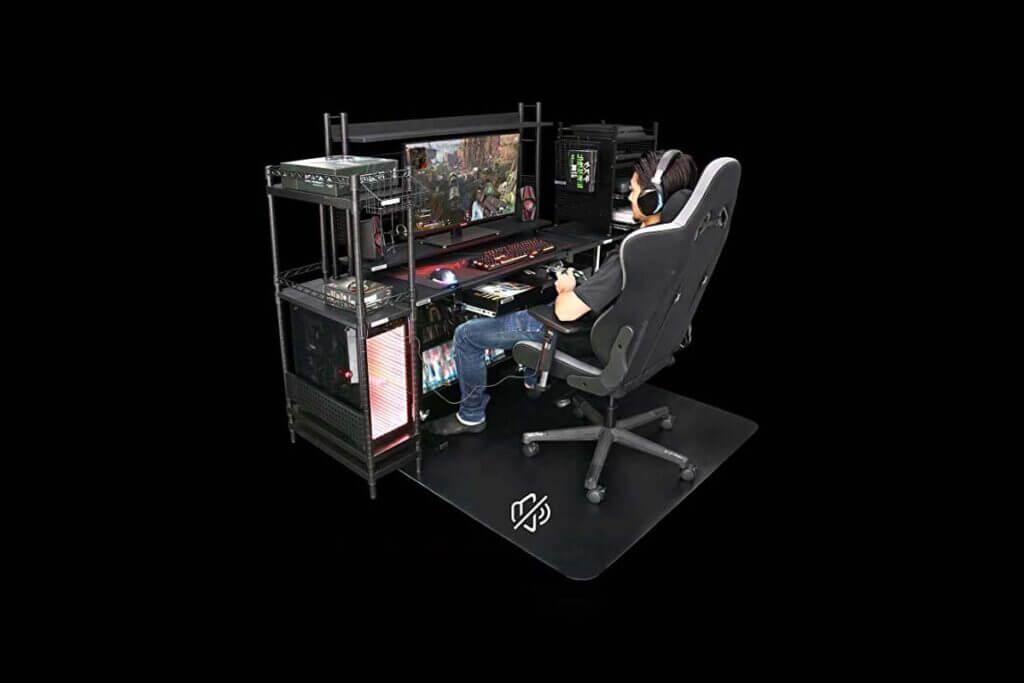 SALLOUS Multi-Purpose Office Desk Chair Mat