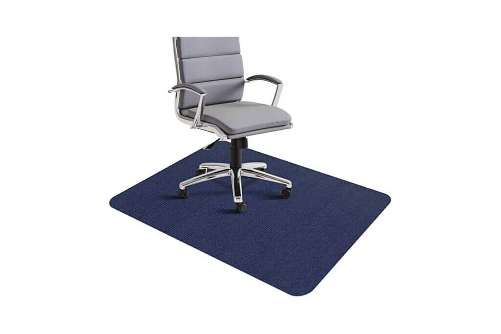 SALLOUS Office Desk Chair Mat for Hardwood Floors