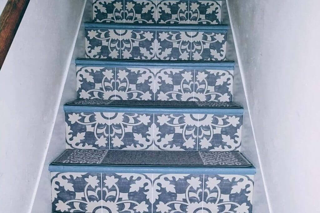 Stair Treads Slip Resistant Indoor Stair Carpet
