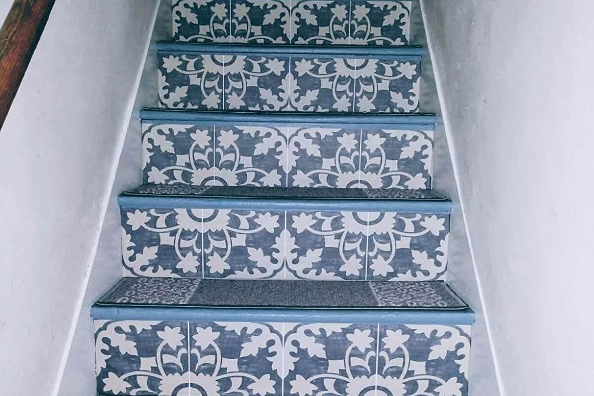 Stair Treads Slip Resistant Indoor Stair Carpet