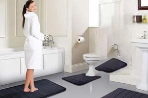 Yimobra Memory Foam Bath Mat Rug