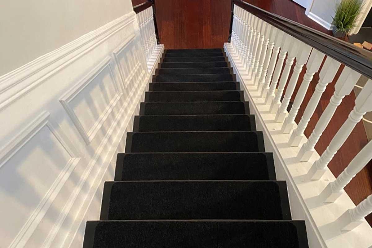 Best Stair Treads Carpet