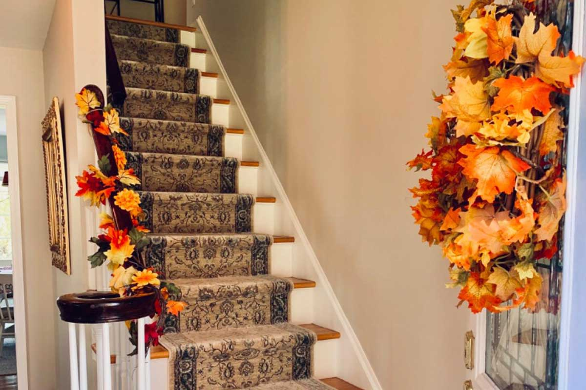 Luxury Mahal Collection Stair Carpet Runner