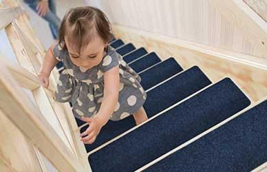 Pretigo Stair Treads Non-Slip Indoor Stair Runners